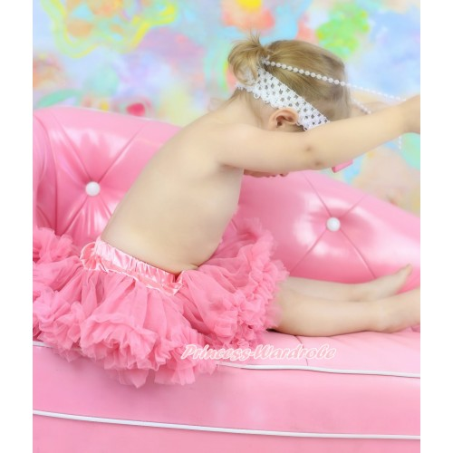Dusty Pink New Born Pettiskirt N247