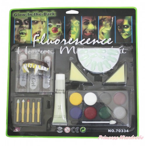 Halloween Vampire Makeup Toy Party Costume Set TY017