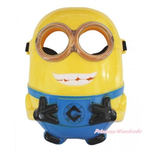 minion mask template - minion