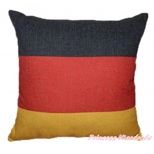 Patriotic Germany Flag Home Sofa Cushion Cover HG106