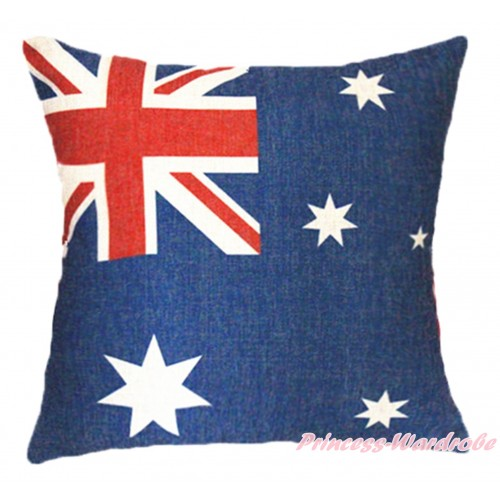 Patriotic Australia Flag Home Sofa Cushion Cover HG109