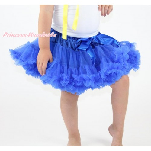 Royal Blue Full Pettiskirt P12