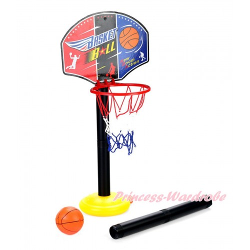 BasketBall Backboard Stand Sport Indoor Outdoor Toy Set TY005