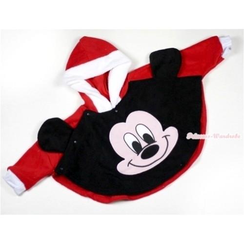 Lovely Mickey Shawl Coat C197