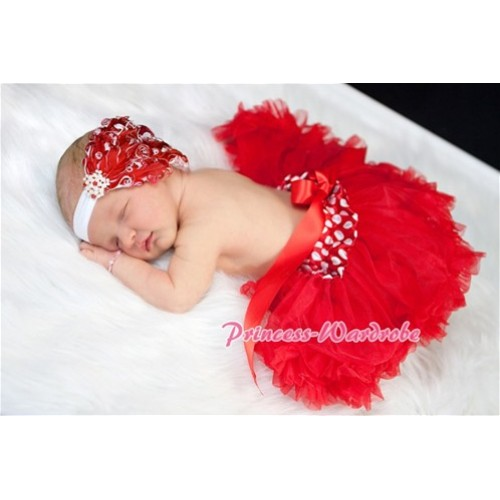 Minnie Dot Waist New Born Pettiskirt N66