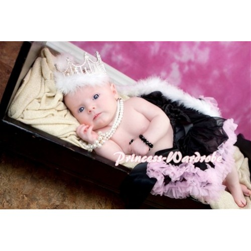 Black Light Pink New Born Pettiskirt N09