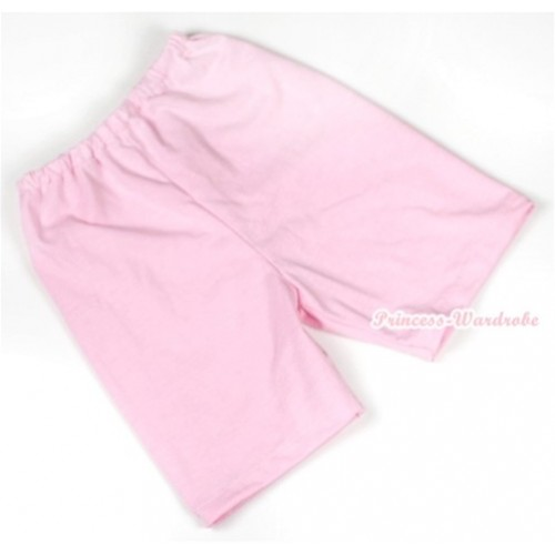 Light Pink Cotton Short Pantie PS009