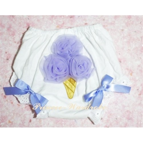 lavender Ice Cream Panties Bloomers BC06