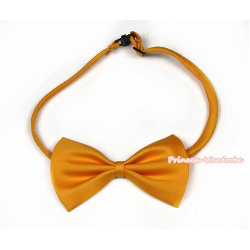 Orange Bow Ties BT03