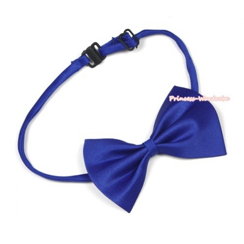 Royal Blue Bow Ties BT04