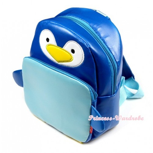 Penguin Cute Kids Backpack Animal School Shoulder Bag CB81