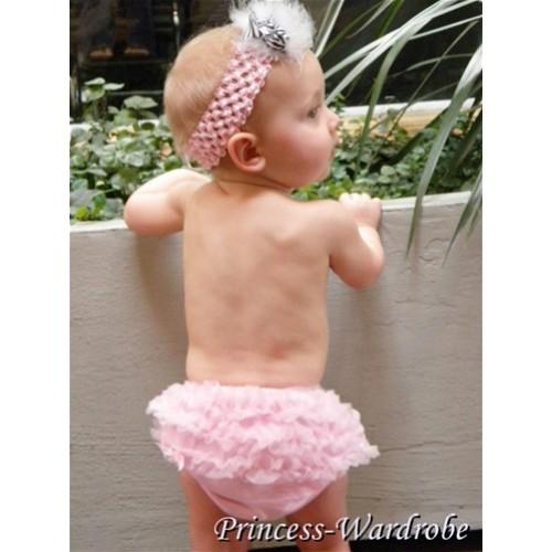 Pink Ruffles Bloomers B03