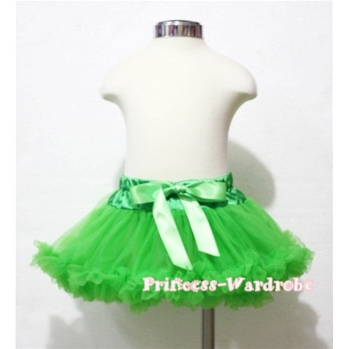 Dark Green Baby Pettiskirt N58