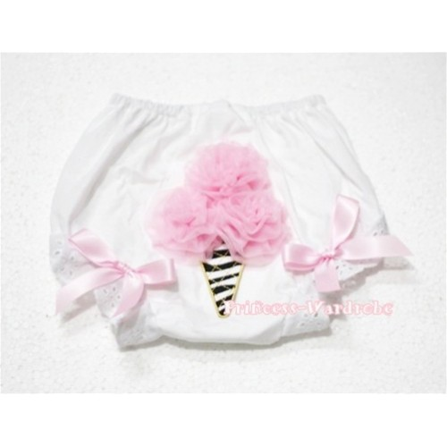 Pink Zebra Ice Cream Panties Bloomers BD31