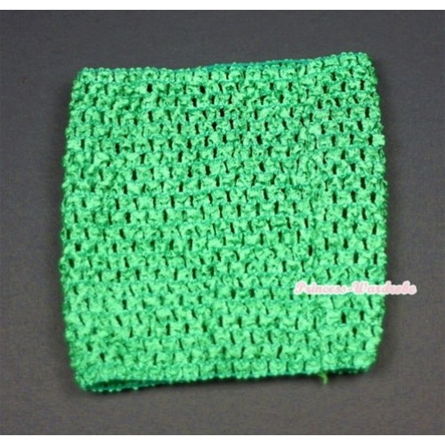 Light Green Crochet Tube Top CT252