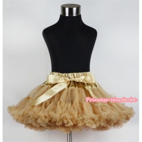 Goldenrod Full Pettiskirt P143