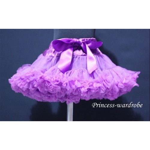Dark Purple Adult Pettiskirt XXXL AP63
