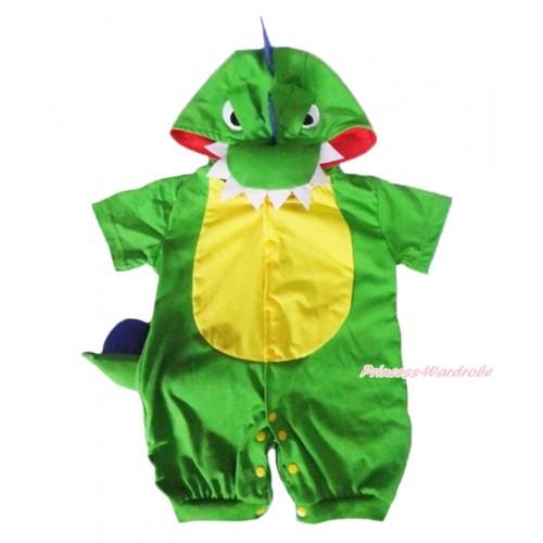 Dinosaur Baby Jumpsuit Party Costume C404