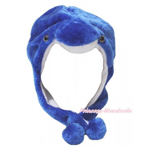 Dolphin Costume Party Warm Hat H1061