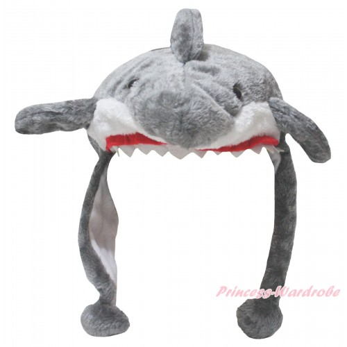 Shark Costume Party Warm Hat H1062