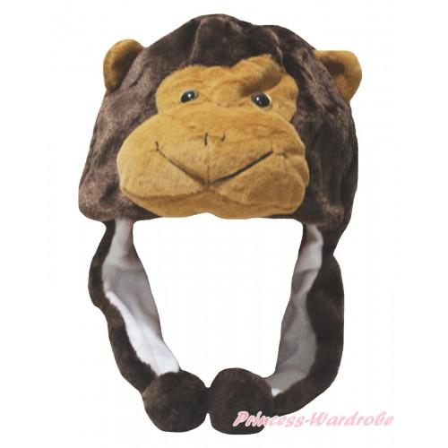 Monkey Goat Costume Party Warm Hat H1063