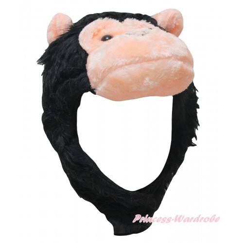 Gorilla King Kong Costume Party Warm Hat H1066