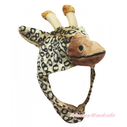Giraffe Costume Party Warm Hat H1067