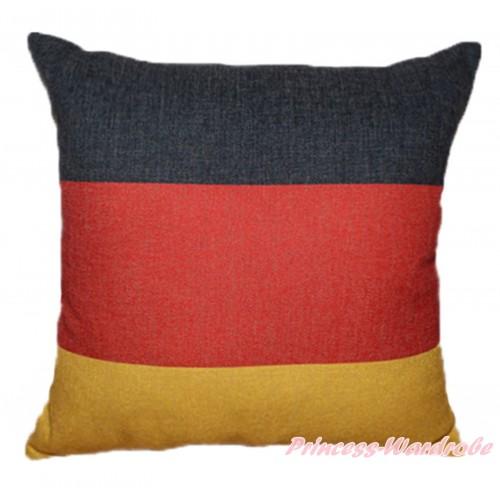 Patriotic Germany Flag Home Sofa Cushion Cover HG106