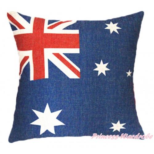 Patriotic Australia Flag Home Sofa Cushion Cover HG109