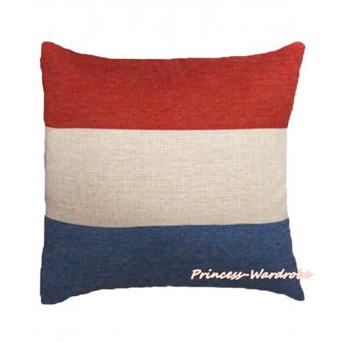 Patriotic Netherlands Flag Home Sofa Cushion Cover HG110