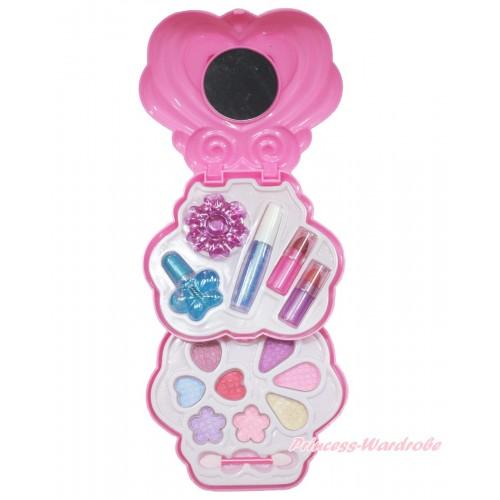 Princess Cosmetics Girl Makeup Toy Box TY008