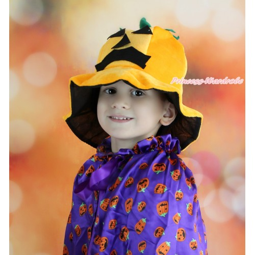 Halloween Pumpkin Costume Party Warm Hat H919