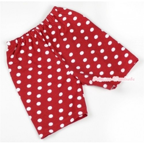 Minnie Polka Dots Cotton Short Pantie PS008