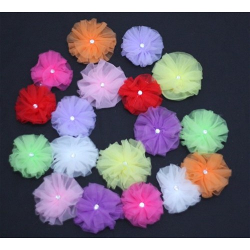 Crystal Rosettes Hair Pin P000253