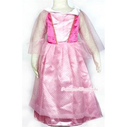Fairy Tales Pink Princess Costume C129