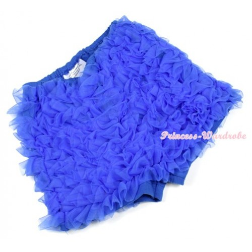 Roayl Blue Ruffles Pettishort PS016