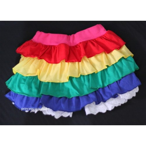 Rainbow Tier Pantie P000291