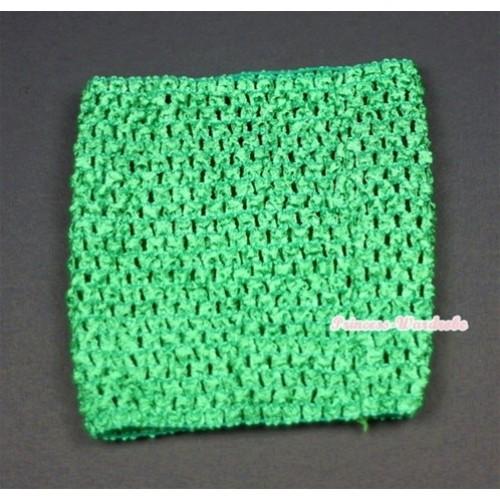 Light Green Crochet Tube Top CT252