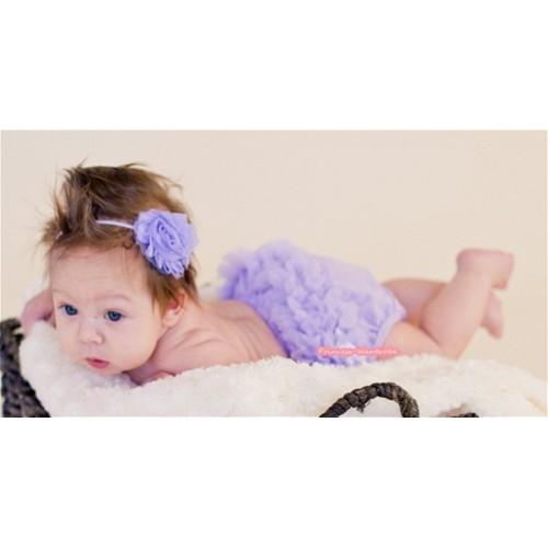 Lavender Ruffles Panties Bloomers B054