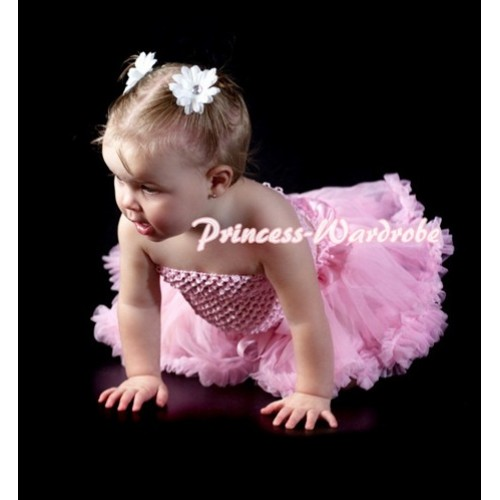 Light Pink New Born Pettiskirt N01